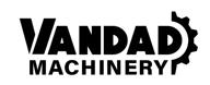 Vandad Machinery Logo